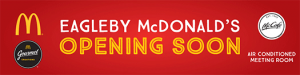 McDonalds Eagleby